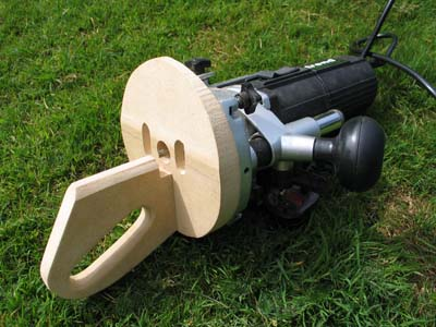Wood Planer Router - DIY Woodworking Projects