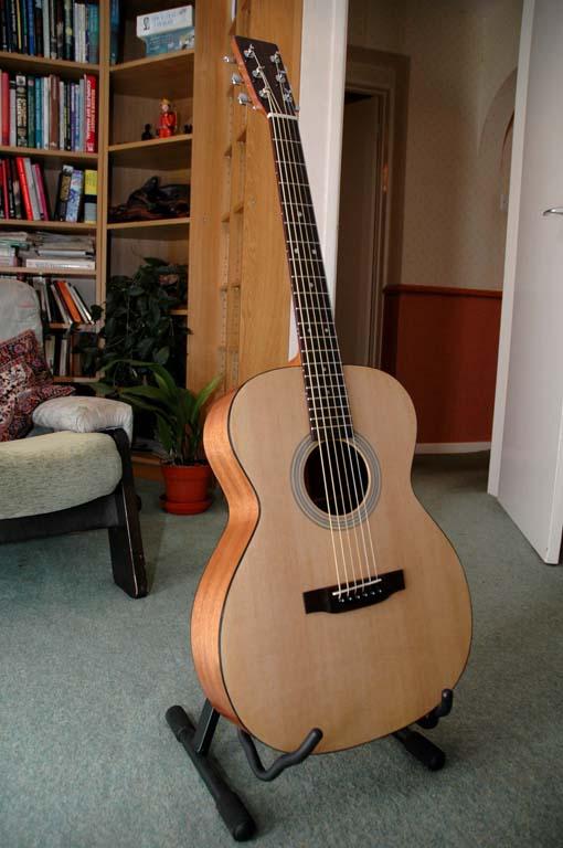 Andy's Homemade Guitars